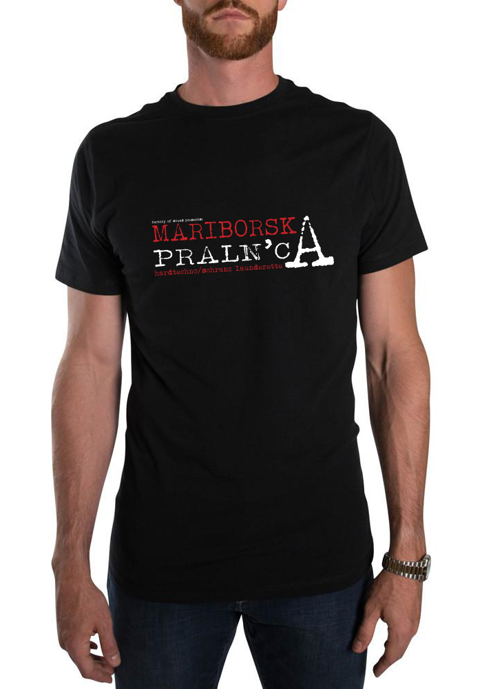 MARIBORSKA PRALN'CA T-SHIRT