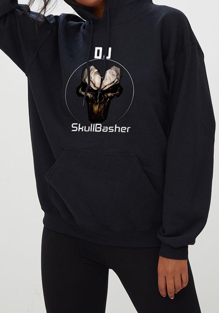 DJSKULLBASHER HOODIE