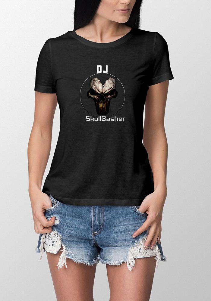 DJSKULLBASHER T-SHIRT