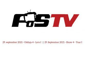 4. FOS TV ODDAJA JE SEDAJ NA VOLJO